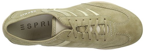 Esprit Jay Lace Up, Baskets Basses Femme Beige (240 taupe)