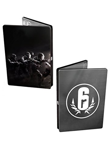 Tom Clancy's Rainbow Six Siege - Standard inkl. Steelbook - [PlayStation 4] (Sieg Patch)