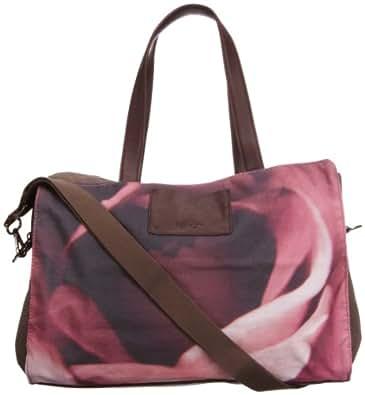 Kipling Women's HELENA CTN TOTE L Shoulder Bag  Red Rot (Helena Rose) Size: 40x28x20 cm (B x H x T)