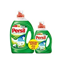 Persil Gel White Flower, 3 L + 1 L, Pack of 1