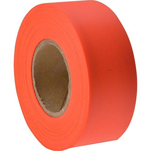 Hanson Advanced Markierungen, neon Orange, 46 m, 45.72 meters [3] w/Min, Cleva ®, 3 Jahre Garantie