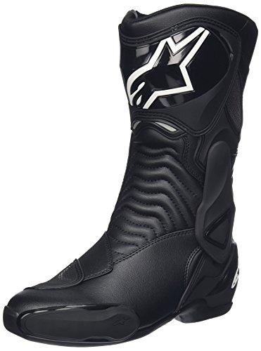 Alpinestars S-MX 6 Stiefel, Farbe schwarz, Größe 44