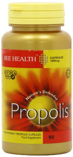 Bee Health - Propolis - Capsules 90 x 1000 mg