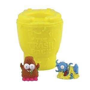 Trash Pack Serie 5 - Cubo con 2 figuras (1 cubo, figuras surtidas) , Modelos/colores Surtidos, 1 Unidad