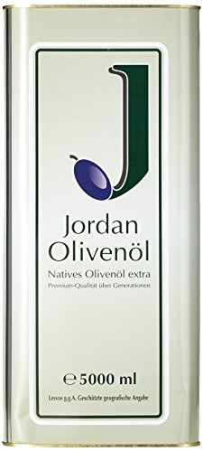Jordan Olivenöl Natives Kanister