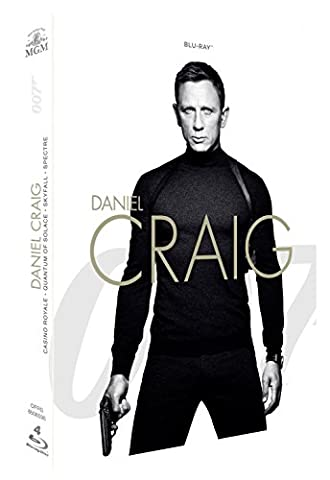 Spectre Blu-ray - James Bond 007 - Daniel Craig :
