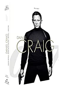 James Bond 007 - Daniel Craig : Casino Royale + Quantum of Solace + Skyfall + Spectre [Blu-ray]