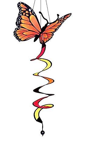 dans la Brise Fancy Papillon Twister Monarch Butterfly
