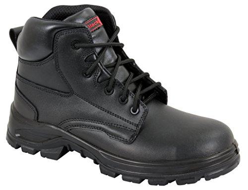 Blackrock Sentinel, Bottes de sécurité mixte adulte Noir (noir)