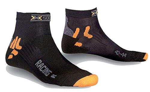 X - Bionic 76927 - Calcetines para hombre, tamaño 42 - 44, color negro