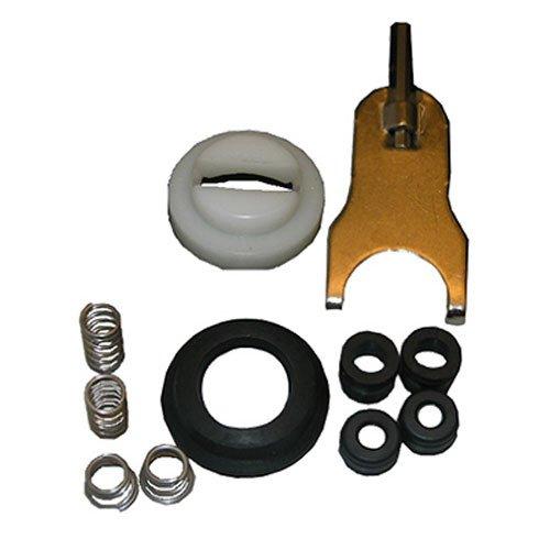 LASCO 0–3007Single Griff Wasserhahn-Reparatur-Set für Kunststoff Griff Dusche und WC für Delta Marke (Delta Dusche Wasserhahn Set)