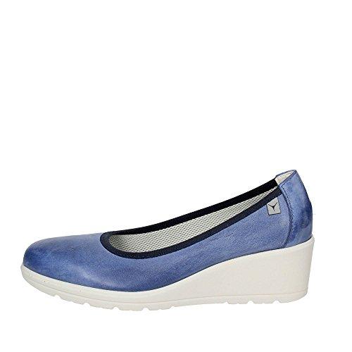 Cinzia Soft 8200 Décolleté Femme Bleu