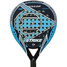 Dunlop Strike Mate - Pala de pádel, color negro / azul / gris, 38 mm