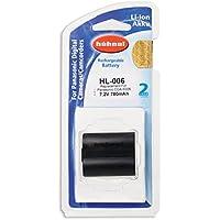 Hahnel Batterie Li-Ion Equivalente Panasonic CGA-S006 7,2 V 780 mAh