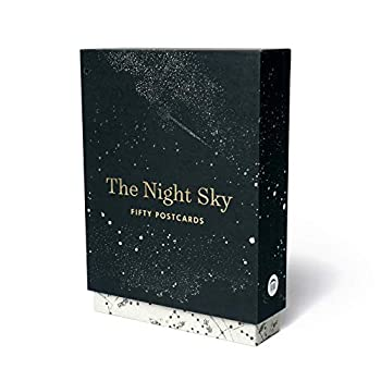 The night sky : Fifty postcards