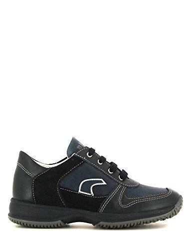 Primigi , Chaussures de ville à lacets pour fille Multicolore - Navy/Blue