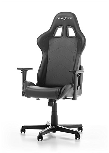 Dxracer Formula Fe08 Gaming Stuhl Kunstleder Schwarz