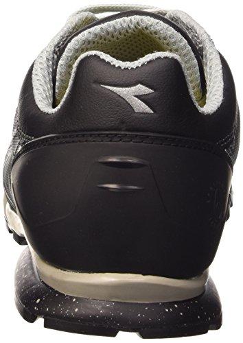 Diadora D-399 Textile Low S1p Hro Src, Chaussures de Sécurité Mixte Adulte Multicolore (C2539 Grigio/Nero)