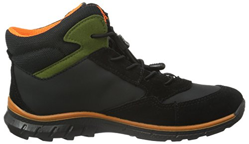 Ecco Biom Trail Kids, Chaussures Multisport Outdoor Mixte Enfant Noir (BLACK/DARK SHADOW58012)