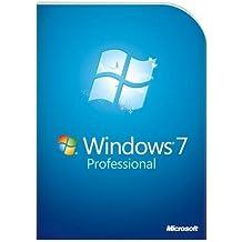 Microsoft SB WIN 7 PROFESSIONAL SP1 64-BIT SPANISH 1PK DSP OEM DVD, FQC-04667 (64-BIT SPANISH 1PK DSP OEM DVD GR= GER EN=ENGLISH IN=INT)