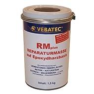 Vebatec - RMplus 2-Komponenten Reparaturmasse 1,5 kg (23,46 €/kg)