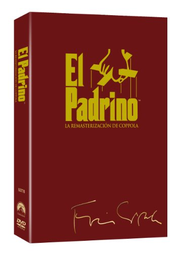 Pack El padrino (Estuche rojo) [DVD]