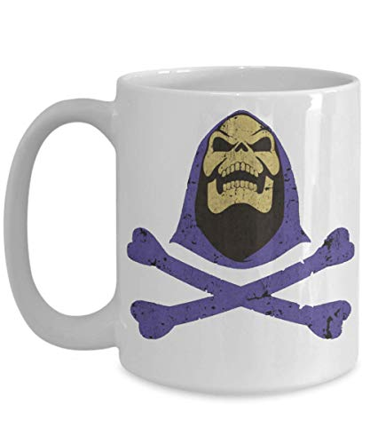 Skeletor for MOTU lovers 80s kids toys He-Man's rival masters of the universe Coffee Mug, Funny, Cup, Tea, Gift For Christmas, Father's day, Xmas, Dad