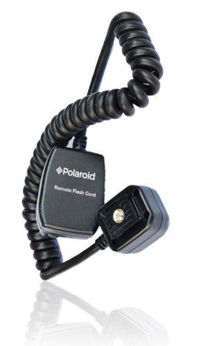 Polaroid 3'TTL werden Fernbedienung Flash Schuh Kabel für die Canon Digital EOS Rebel T3(1100D), T3i (600D), T1i (500D), T2i (550D), XSi (450D), XS (1000D), XTi (400D), XT (350D), 60D, 50D, 40D, 30D, 20D, 10D, 5D, 1D X, 1D, 5D Mark 2, 5D Mark 3, 7D Digital SLR Kameras & Speedlite Blitzgeräte