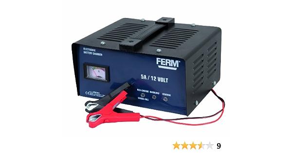 Ferm Battery Charger 12 V Bcm1018 Baumarkt
