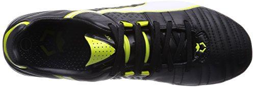 Puma King Ii Mixed Sg, Chaussures de Football Homme Noir (black-white-sulphur Spring 03)