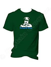 Stupid Boy Captain Mainwaring Dads Army T Shirt