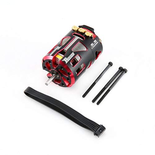 Motore brushless senza motore Rocket 540 5.5T Brushed Motor per 1/10 R