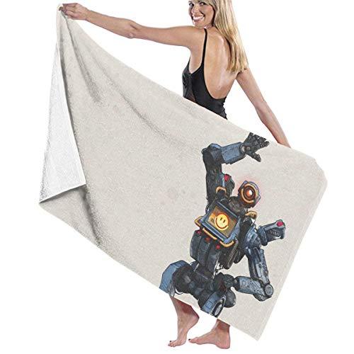 AGSIGGS Ap-ex Legends Pathfinder Strandtuch aus Baumwolle, saugfähig, Badetuch, schnelltrocknend, für Damen, Kinder