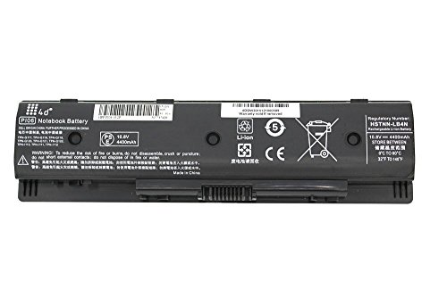 4d Laptop Battery For Battery For HP P/n:- P106 , P1O6 , PI06 , PI06XL , PI09,710416-001,710417-001 Envy 15-J000 15Z-J100 15-Q000 15-Q100 15T-J000 17-j000 Leap Motion SE 17-J100 17T-J100 M6-N012Dx Touchsmart M7-J000 M7-J100  available at amazon for Rs.1499