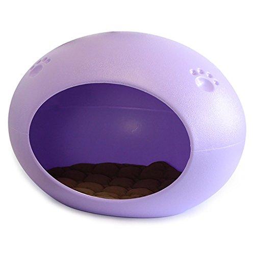 Mezie- Pet Kennel Cat Nest Desmontable Lavable Cuatro