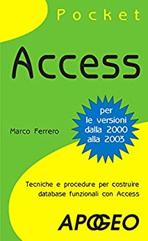 Access Pocket von [Ferrero, Marco]