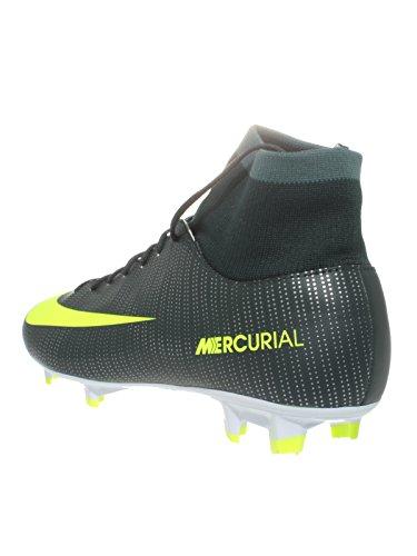 Nike Mercurial Victory Vi Cr7 Df Fg, Scarpe da Calcio Uomo Multicolore (Seaweed/hasta/white/volt)