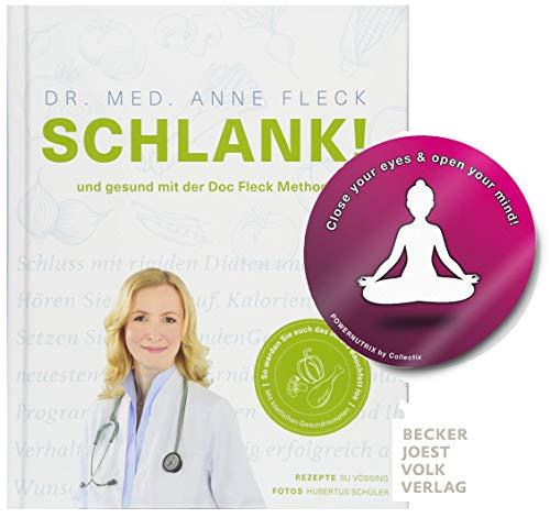 Becker Joest Volk Verlag Schlank Und Gesund Mit Der Doc Fleck Methode Gebundenes Buch 1 Yoga Sticker Gratis