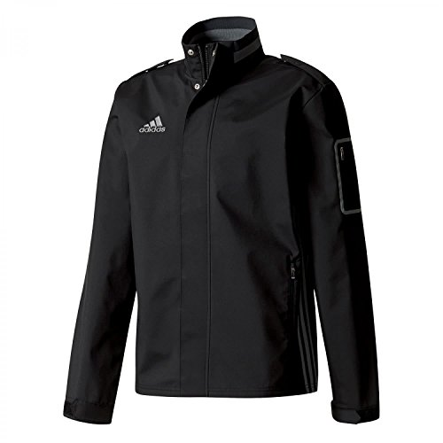 Jacke Tall Xl Winter (adidas Herren Travel Jacke Condivo 16 black/vista grey XL tall)