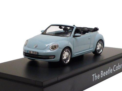 Volkswagen 5C3099300p5F Modell reduziert KFZ-, denim blue metallic -
