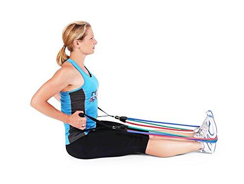 Resultsportâ® MultiLevel Exercise – Exercise Bands