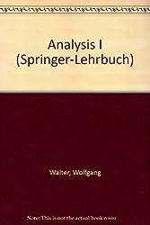 Analysis I (Springer-Lehrbuch)