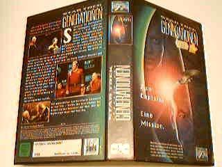 Star Trek Treffen der Generationen VHS