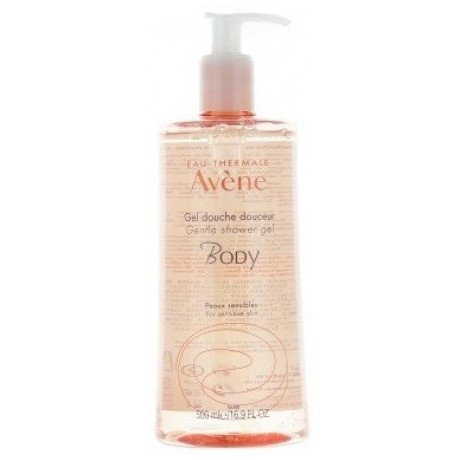 Avene Body Gentle Shower Gel 500ml