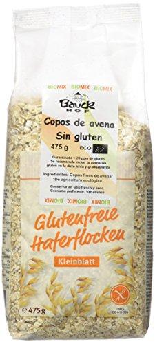 Bauck Hoff - Avena Bio en Copos Finos, paqute de 4 (4 x 475...