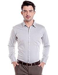 Donear NXG Mens Formal Shirt_SHIRT-1333-BLACK