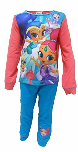 Shimmer & Shine Tala & Nahal Girls Pyjamas
