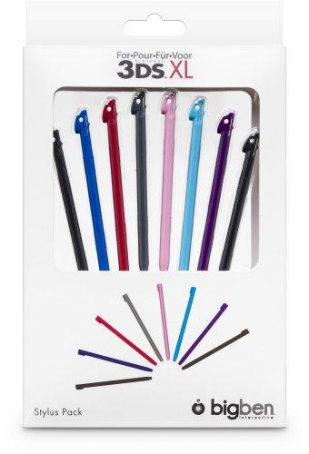 nintendo-3ds-xl-stylus-set-rainbow-8-ersatzstifte