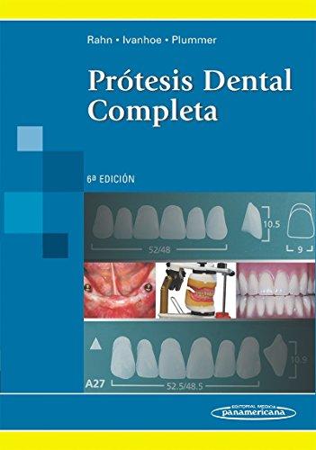 Prótesis Dental Completa por Arthur O. Rahn