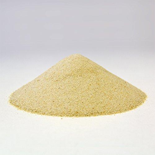 Premium Terrariensand - gelb 25 kg , Sand
